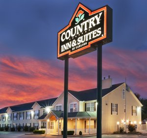 Country Inn & Suites , OK 74116 near Tulsa International Airport