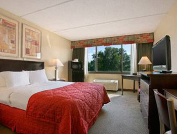 Ramada Plaza Albany, NY 12206 near Albany International Airport View Point 2