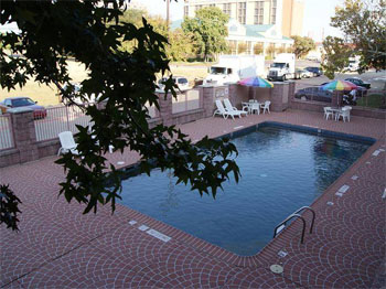 Days Inn Irving Grapevine DFW Airport North, TX 75034 near Dallas-fort Worth International Airport View Point 3