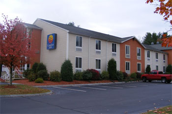 Quality Inn Merrimack, NH 03054 near Manchester-boston Regional Airport View Point 1