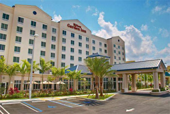 Hilton Garden Inn Miami Airport West, FL 33122