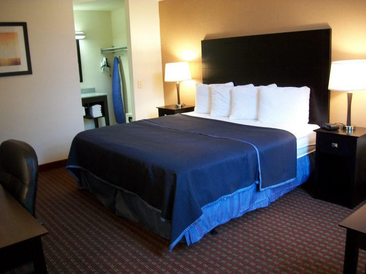 Americas Best Value Inn Romulus/Detroit Airport, MI 48174 near Detroit Metropolitan Wayne County Airport View Point 3