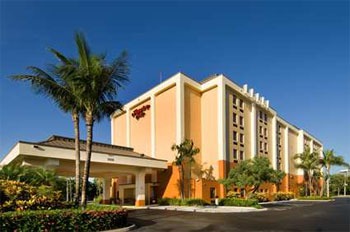 Hampton Inn Miami-Airport West, FL 33166 near Miami International Airport