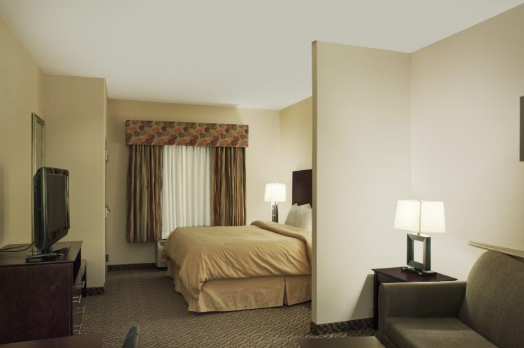 Comfort Suites Cicero - Syracuse North, NY 13039 near Syracuse Hancock International Airport View Point 4