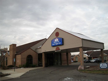 Americas Best Value Inn, MI 48174