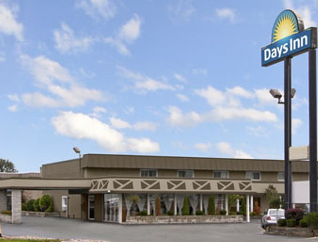 Days Inn Elk Grove Village/Chicago/Ohare Airport West, IL 60007