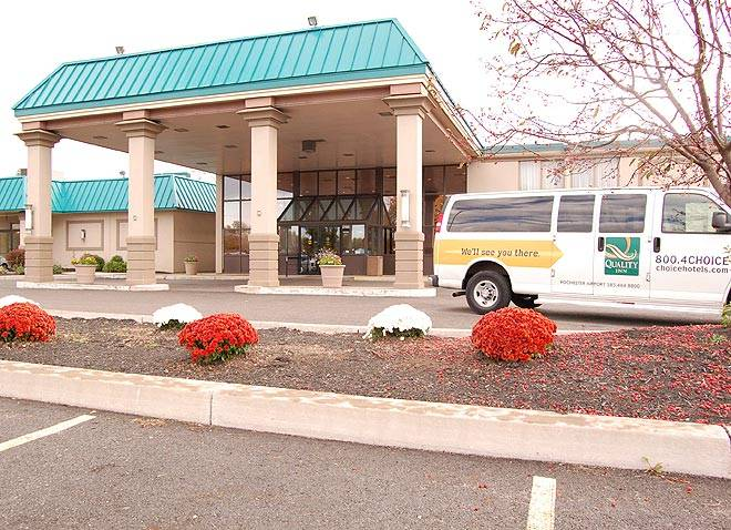 Quality Inn Rochester Airport, NY 14624