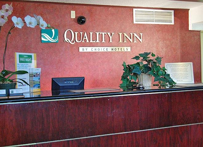 Quality Inn Rochester Airport, NY 14624 near Greater Rochester International Airport View Point 6
