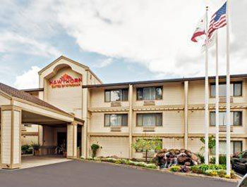 Hawthorn Suites Sacramento, CA 95814 near Sacramento International Airport View Point 1