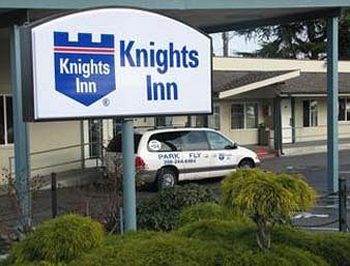 Knights Inn Sea Tac Airport, WA 98168 near Seattle-tacoma International Airport View Point 1