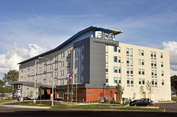Aloft Montreal Airport, QC H9P 0A2 near Montreal-Pierre Elliott Trudeau Int. Airport View Point 1