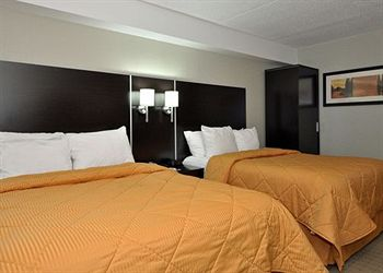Comfort Inn Airport West, ON L4W3Z4 near Toronto Pearson International Airport View Point 2