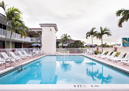 Quality Inn & Suites Hollywood Blvd, FL 33021 near Fort Lauderdale-hollywood International Airport View Point 6