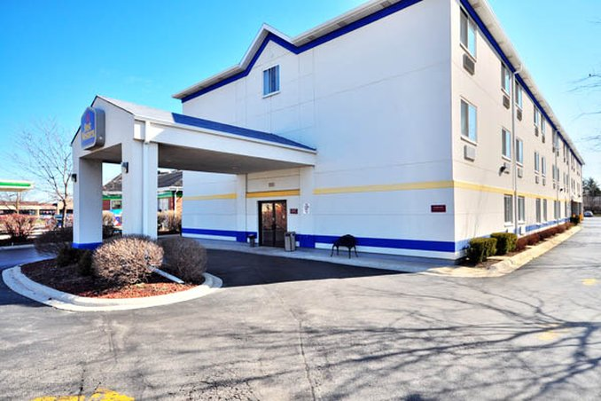 Best Western Des Plaines Inn, IL 60018 near Ohare International Airport View Point 1