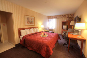 Comfort Inn Toronto Airport, ON, Canada L4V 1E4 near Toronto Pearson International Airport View Point 3