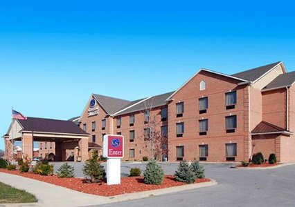 Comfort Suites Airport Louisville, KY 40213 near Louisville International Airport (standiford Field) View Point 1