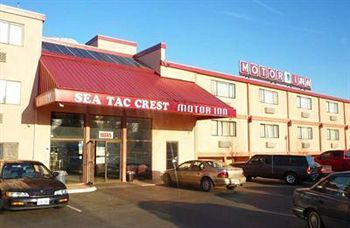 Seatac Crest Motor Inn, WA 98188 near Seattle-tacoma International Airport View Point 6