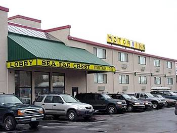 Seatac Crest Motor Inn, WA 98188 near Seattle-tacoma International Airport View Point 4