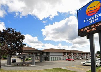 Comfort Inn Airport West, ON L4W3Z4 near Toronto Pearson International Airport View Point 1