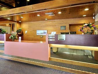 Ramada Inn Portland Airport, OR 97233 near Portland International Airport View Point 2