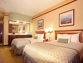 Ramada Inn Portland Airport, OR 97233 near Portland International Airport View Point 4