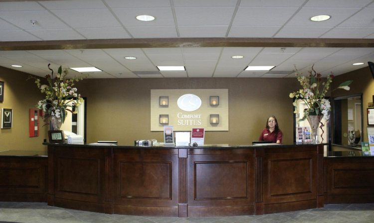 Comfort Suites Humble - Houston North, TX 77339 near George Bush Intercontinental Airport View Point 2