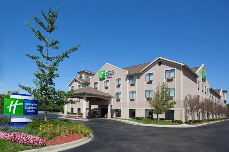 Holiday Inn Express Hotel & Suites Belleville (Airport Area), MI 48111