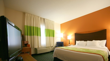 Fairfield Inn Kansas City Airport, MO 64153 near Kansas City International Airport View Point 3