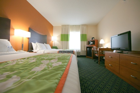 Fairfield Inn Kansas City Airport, MO 64153 near Kansas City International Airport View Point 5