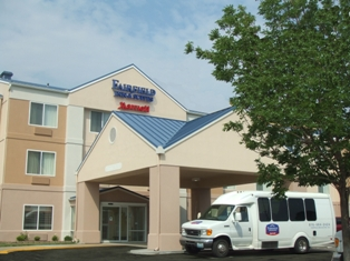 Fairfield Inn & Suites , MO 64153 near Kansas City International Airport
