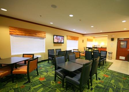 Fairfield Inn Kansas City Airport, MO 64153 near Kansas City International Airport View Point 4