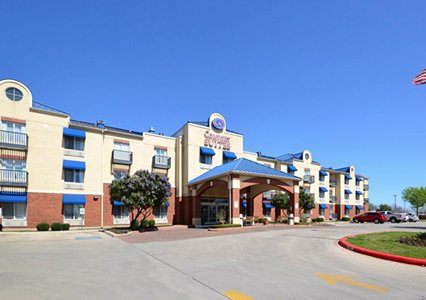 Quality Suites San Antonio, Texas 78218 near San Antonio International Airport View Point 1