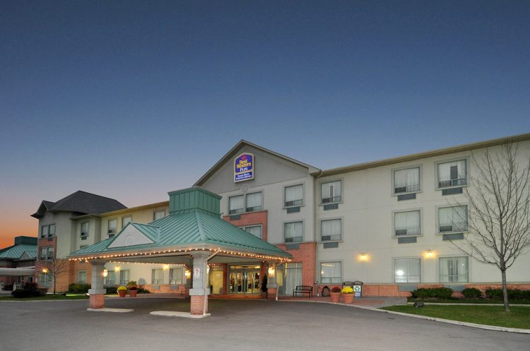 Best Western Plus, ON M9C 5K5 Near Toronto ON View Point 1