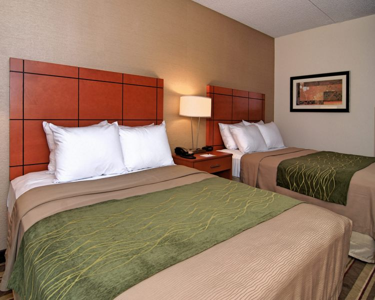 Comfort Inn Metro Airport Romulus, MI 48174 near Detroit Metropolitan Wayne County Airport View Point 8