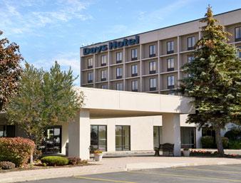 Days Hotel Buffalo Airport Ny 14225 Near Niagara International View Point 0