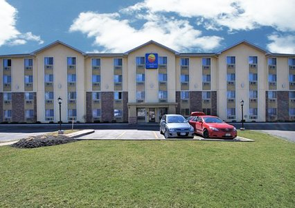 Comfort Inn University, NY 14226 near Buffalo Niagara International Airport View Point 1