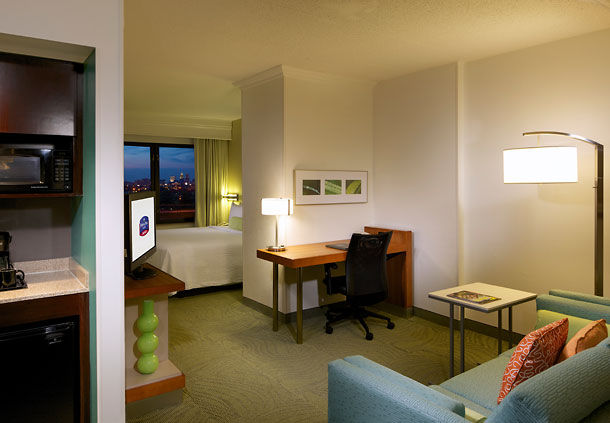 Springhill Suites By Marriott Newark Liberty International, NJ 07114 near Newark Liberty International Airport View Point 3