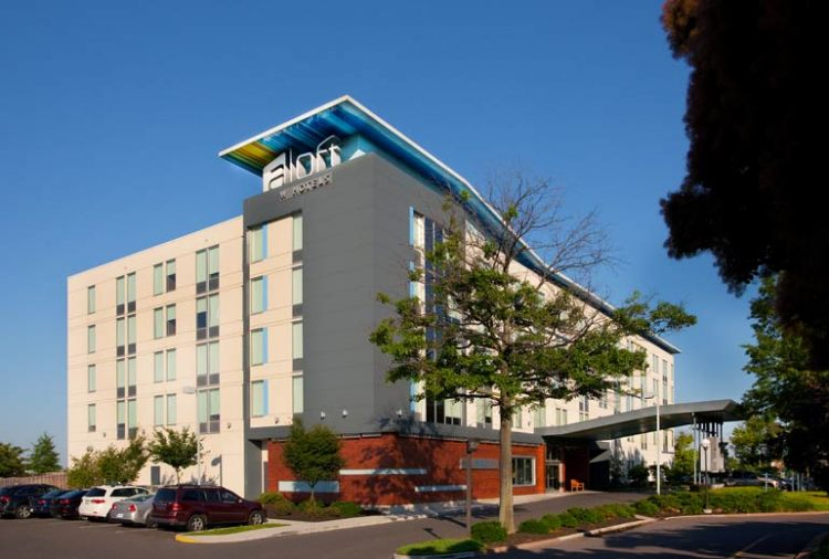 Aloft Philadelphia Airport, PA 19153 near Philadelphia International Airport View Point 1