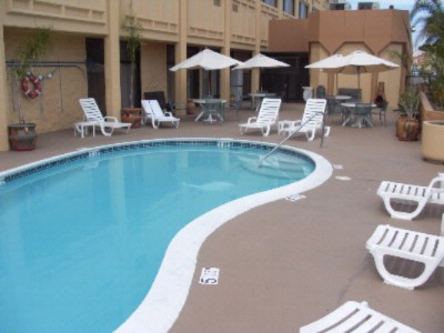 The Consulate Hotel Airport/Sea World/San Diego Area, CA 92106 near San Diego International Airport View Point 3