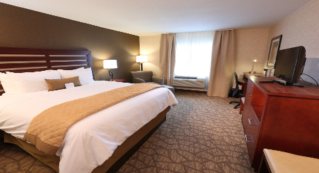 Wyndham Garden Grand Rapids Airport, MI 49512` near Gerald R. Ford International Airport View Point 4