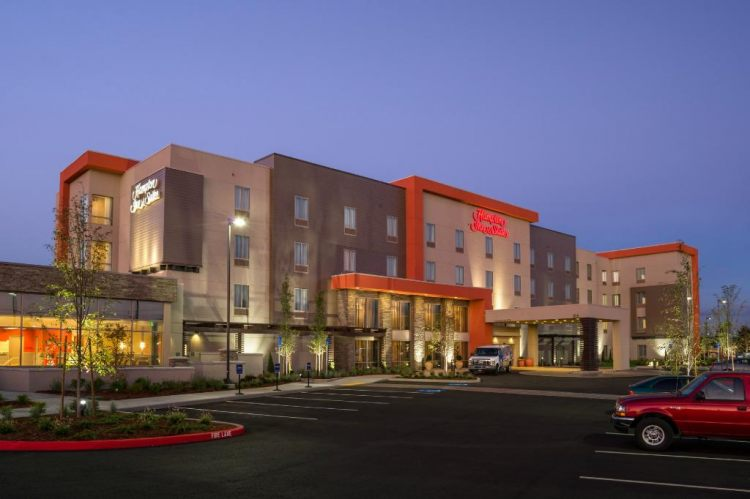 Hampton Inn & Suites Portland/Vancouver, WA 98684 near Portland International Airport