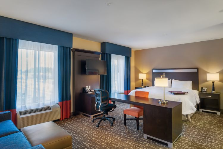 Hampton Inn & Suites Portland/Vancouver, WA 98684 near Portland International Airport View Point 3