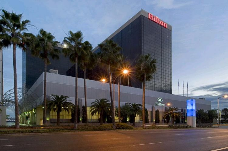 Hilton Los Angeles Airport, CA 90045 near Los Angeles International Airport