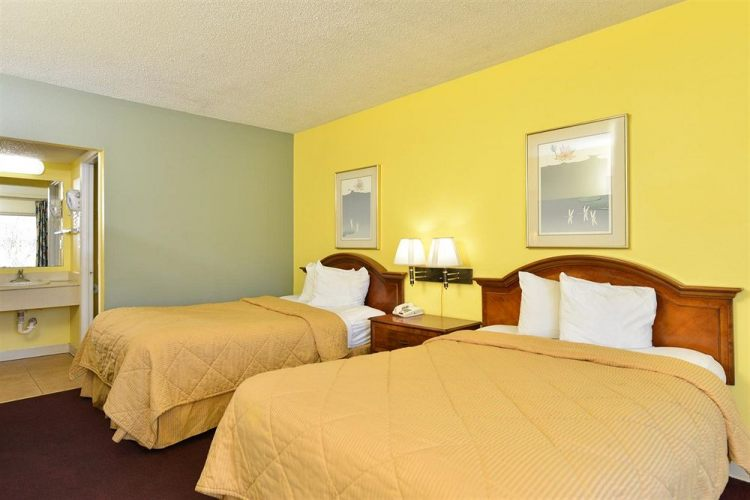 Americas Best Value Inn Cocoa Port Canaveral, FL 32926 near Melbourne International Airport View Point 3