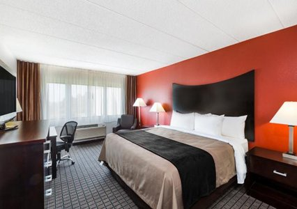 Comfort Inn BWI Airport, MD 21225 near Baltimore-washington International Thurgood Marshall Airport View Point 2