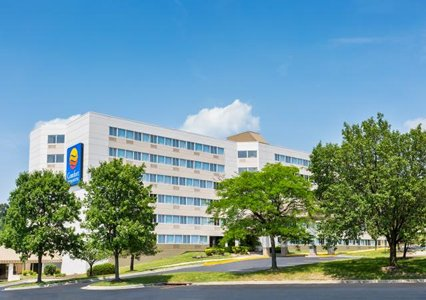 Comfort Inn BWI Airport, MD 21225 near Baltimore-washington International Thurgood Marshall Airport
