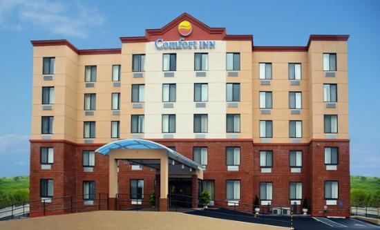 Comfort Inn Staten Island, New York 10314 near Cape Liberty Cruise Port
