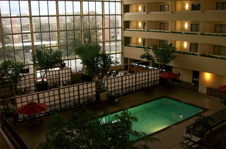 Atrium Hotel And Suites Dfw Airport, TX 75062 near Dallas-fort Worth International Airport View Point 2