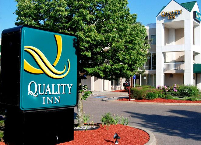 Quality Inn Colchester, VY 05446 near Burlington International Airport View Point 1
