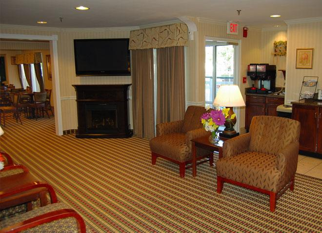 Quality Inn Colchester, VY 05446 near Burlington International Airport View Point 6